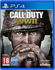 PS4 - Call of Duty: WW II /D