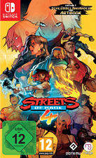 Switch - Streets of Rage 4 /D