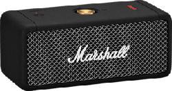 MARSHALL Emberton - Bluetooth Lautsprecher (Schwarz)
