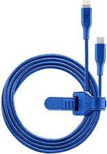 CELLULAR LINE Cosmic - USB-Kabel vom Typ C zum Lightning (Blau)