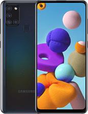 "SAMSUNG Galaxy A21s - Smartphone (6.5 "", 32 GB, Schwarz)"