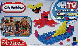 BEST DIRECT Acti Builders 730 - Jeux de Briques (Multicolore)