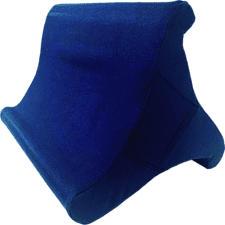 BEST DIRECT Digi Cushion - Tablette coussin (Bleu)