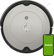 IROBOT Roomba 698 - Aspirateur robot (Noir/Argent)