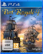 PS4 - Port Royale 4 /D