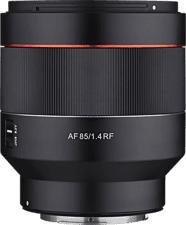SAMYANG AF 85mm F1.4 RF - Primo obiettivo