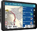 MediaMarkt GARMIN Camper 890 MT-D - Système de navigation pour camping-cars (Noir)