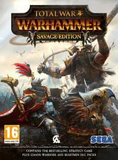 PC - Total War: Warhammer - Savage Edition /E