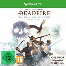Xbox One - Pillars of Eternity II: Deadfire - Ultimate Collector's Edition /D