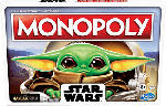 MediaMarkt HASBRO Monopoly Star Wars: The Mandalorian (regole del gioco in francese) - Gioco da tavolo