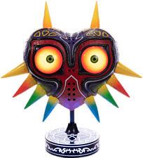 FIRST 4 FIGURE The Legend of Zelda: Majora's Mask: Collector's Edition - Statue (Multicolore)