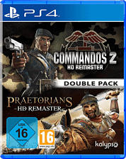 PS4 - Commandos 2 & Praetorians: HD Remaster Double Pack /D
