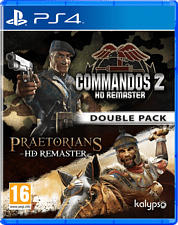 PS4 - Commandos 2 & Praetorians: HD Remaster Double Pack /I