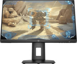 "HP 24x - Moniteur gaming (23.8 "", Full-HD, 144 Hz, Noir)"