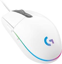 LOGITECH G102 - Souris Gaming (Blanc)