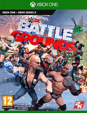 XONE WWE 2K BATTLEGROUNDS /F