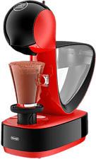 DE-LONGHI Infinissima EDG260.R - Machine à café à capsules (Rouge)