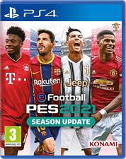 PS4 - eFootball PES 2021: Season Update /I