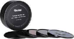 ROLLEI Premium - Filtro grigio (Nero)