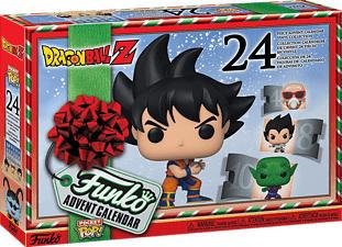 FUNKO Dragon Ball Z - Calendario dell'avvento (Multicolore)