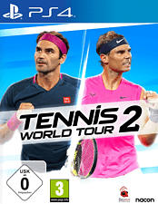 PS4 - Tennis World Tour 2 /D/F