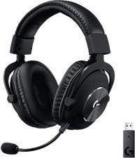 LOGITECH Logitech G Pro X - Headset - Headset (Schwarz)