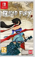 Switch - Bladed Fury /D