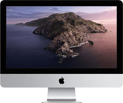"""APPLE iMac (2020) - All-in-One-PC (21.5 """", 256 GB SSD, Silber)"""