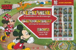 ASS ALTENBURGER Disney: Mickey Mouse & Friends - Eile mit Weile - Gioco da tavolo (Multicolore)