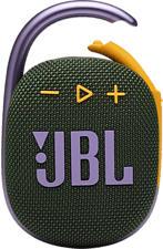 JBL Clip 4 - Bluetooth Lautsprecher (Grün)