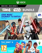Xbox One - The Sims 4 + Star Wars: Journey to Batuu Bundle /Mehrsprachig