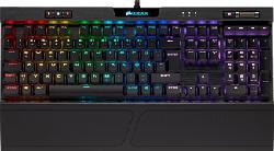 CORSAIR K70 RGB MK.2 Low Profile - Gaming Tastatur (Schwarz)