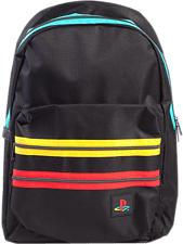 DIFUZED Playstation - Black Retro Logo - Rucksack (Mehrfarbig)