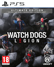 PS5 - Watch Dogs: Legion - Ultimate Edition /Mehrsprachig