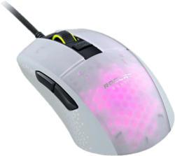 ROCCAT Burst Pro - Gaming Maus (Weiss)