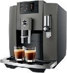 MediaMarkt JURA Macchine da caffè E8 Dark Inox SB