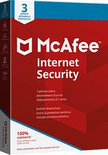 PC/Mac - Internet Security (3 Geräte/1 Jahr) /Mehrsprachig