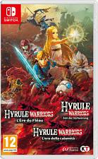 Switch - Hyrule Warriors : L'Ère du Fléau /Multilingue