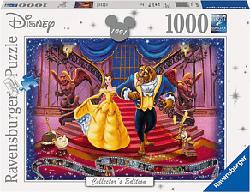 RAVENSBURGER La Belle et la Bête - Puzzle (Multicolore)