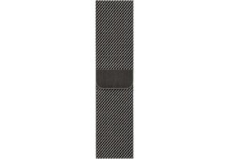 APPLE Loop in maglia milanese 40 mm - Bracciale di ricambio (Grafite)