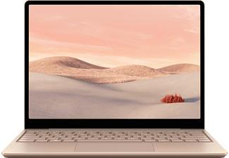 "MICROSOFT Surface Laptop Go - Notebook (12.4 "", 256 GB SSD, Sandstein)"