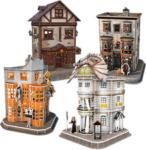MediaMarkt REVELL Harry Potter Diagon Alley Set - 3D Puzzle (Multicolore)