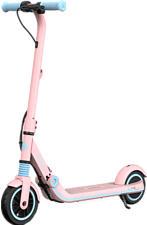 SEGWAY Ninebot Zing E8 - Kick-Scooter (Pink/Schwarz/Blau)