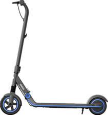 SEGWAY Ninebot Zing E10 - Kick-Scooter (Noir/Bleu)