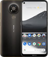"NOKIA 3.4 - Smartphone (6.39 "", 64 GB, Charcoal)"