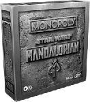 MediaMarkt HASBRO Monopoly : Star Wars - The Mandalorian (francese) - Gioco da tavolo (Multicolore)
