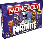 MediaMarkt WINNING MOVES Monopoly : Fortnite (francese) - Gioco da tavolo (Multicolore)