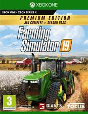 Xbox One - Farming Simulator 19 : Premium Edition /F