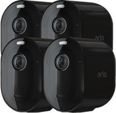 ARLO Pro 3 - 4 Überwachungskameras (QHD, 2560 x 1440 Pixel)