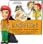 MediaMarkt TONIES Kasperli - Es hät en Dieb im Zoo! / D Insle vom Pirat Ohnibart [Versione tedesca] - Figura audio /D (Multicolore)